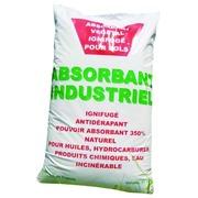 Coffres et accessoires d'intervention - Absorbant végétal ignifugé