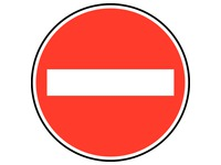 Sticker, verbod