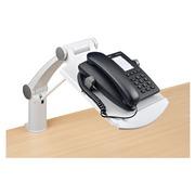 Telefoonhouder met telescopische arm.