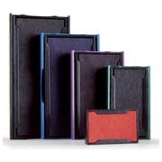 Cassette d'encrage Printy 6/4911 Trodat - Lot de 3 bleu