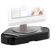 Hoeksteun 1 lade voor computerscherm en printer Emelde