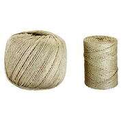 Ball of packing twine, sisal, 470 m, Ø 3 mm