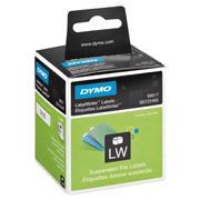 Roll 220 labels suspension files for Dymo LW330 Turbo