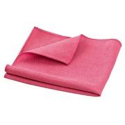 Poetsdoek Scotch Brite microvezel met grote absorptie kleur roze