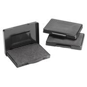 Blister met 3 inktcassettes zwart voor Trodat 5208