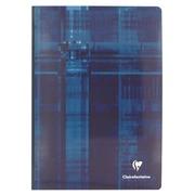 Schrift Clairefontaine 192 pg's 21 x 29,7 cm geruit 5 x 5 geassorteerde kleuren