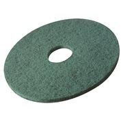 Scheibe für Schrubbmaschine Vileda grün Ø 410 mm - Set von 5