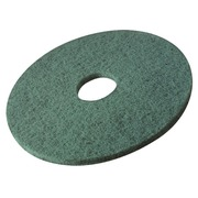 Disk for scrubbing machine Vileda green Ø 410 mm - Set of 5