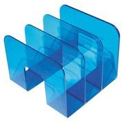 Buchstütze aus Plastik CEP Pro - Indigoblau