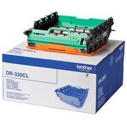 Tromme Laser Brother DR 320 Packung von 4