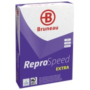 Ream paper Bruneau Reprospeed Extra A4 80 g - 500 sheets - white
