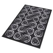Doormat deco 90 x 150 cm - anthracite