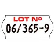 Rouleau 1500 étiquettes