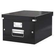 Ablagebox Leitz Click&Store Wow H 20 x B 28 x T 36,8 cm schwarz