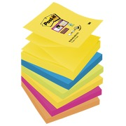 Z-Notes kleuren Rio Super Sticky Post-it 76 x 76 mm - blok van 90 blaadjes