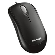 Microsoft Basic Optical Mouse - souris - USB - noir