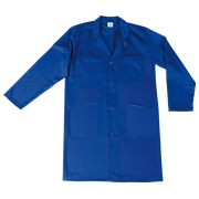 Blue blouse 100% cotton for men - size 4