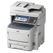 OKI MC760dnfax - multifunction printer - color