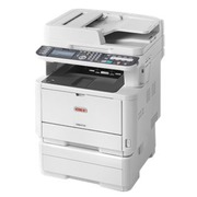 OKI MB472dnw - multifunctionele printer - Z/W