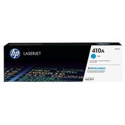 HP 410A - CF411A toner cyan pour imprimante laser