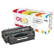Toner Armor Owa vereinbar mit HP 49A-Q5949A schwarz für Laserdrucker