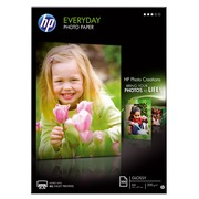 Fotopapier HP Everyday glanzend A4 100 bladen 200g