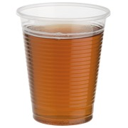 Transparent disposable cup 20 cl - Box of 3000