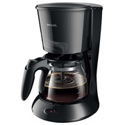 Philips Daily Collection HD7461 - coffee maker - black