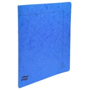 Exacompta Ring Binder, A4, 2 Ring, 20mm Spine - Blue (54252E)