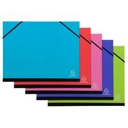 Carton à dessin à élastiques Iderama 28x38 cm pour format B4.
