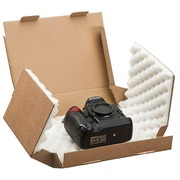 Shipping box foam padding 18 x 12 x 5 cm