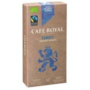 Koffiecapsule Café Royal Bio Lungo - Doos van 10