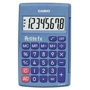 Calculatrice Casio Petite FX bleu