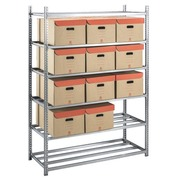 Pack kantoorrek + 20 archiefboxen Bruneau