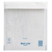 Mail Lite Padded Envelopes White 220 x 260 mm 92g - Pack of 100