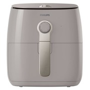 Philips Viva Collection HD9621 TurboStar - Heißluft-Fritteuse - Beige Silk