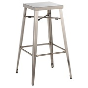 Ibiza Stool Stainless Steel