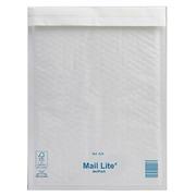 Mail Lite Air Bubble Envelopes Kraft Paper White 240 x 330 mm 92 g - 100 pieces