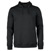 Printer Fastpitch hooded sweater RSX Noir 4XL