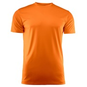 Run Active t-shirt Orange 4XL