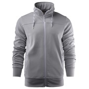 Printer Jog Sporty Sweatshirt Grey S