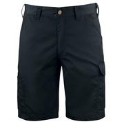 2528 Service Shorts Black C42