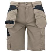 5535 Worker Shorts Kaki C42