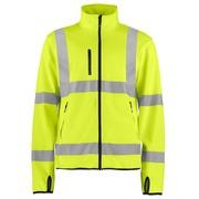 6105 Light Softshell Sweatshirt Jaune 4XL