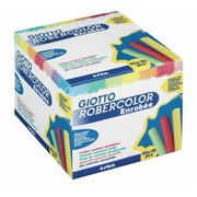 Giotto craie Robercolor couleurs assorties