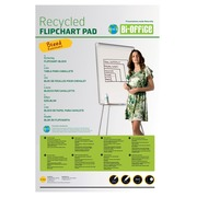 Bi-Office Papierblok voor flipcharts Earth-it