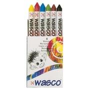 Talens waskrijt Wasco, doos met 6 stuks