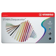 Stabilo kleurpotlood Aquacolor 36 potloden
