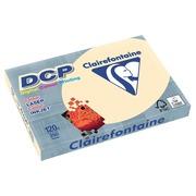 Clairefontaine DCP papier de présentation A4, 120 g, ivoire, paquet de 250 feuilles