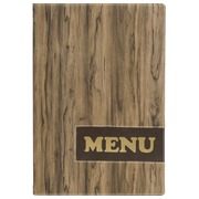 EN_SECURIT MENU DESIGN WOOD A4
